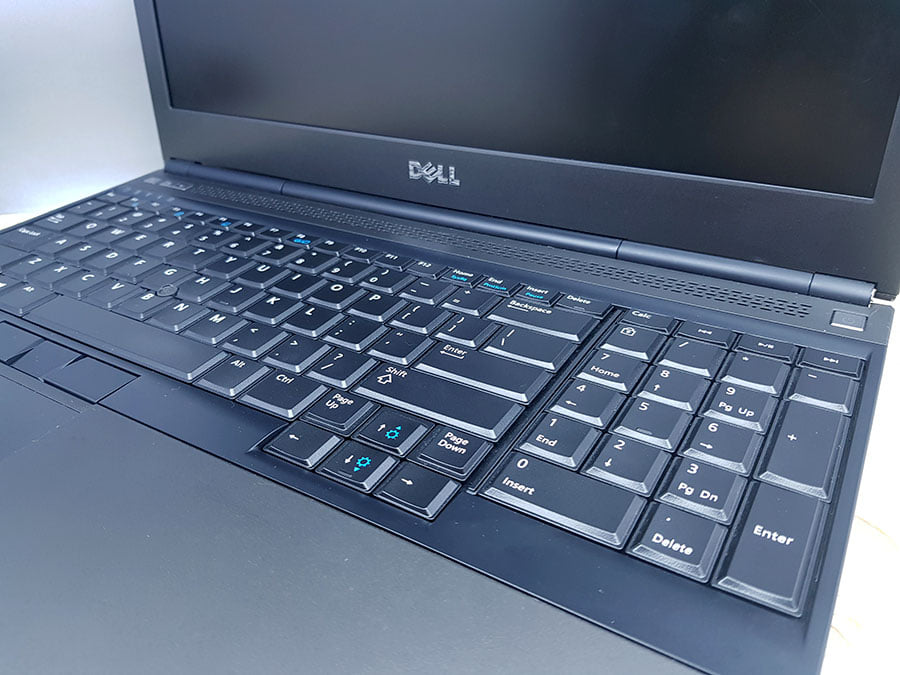 Laptop Dell Precision M4800 đồ họa game