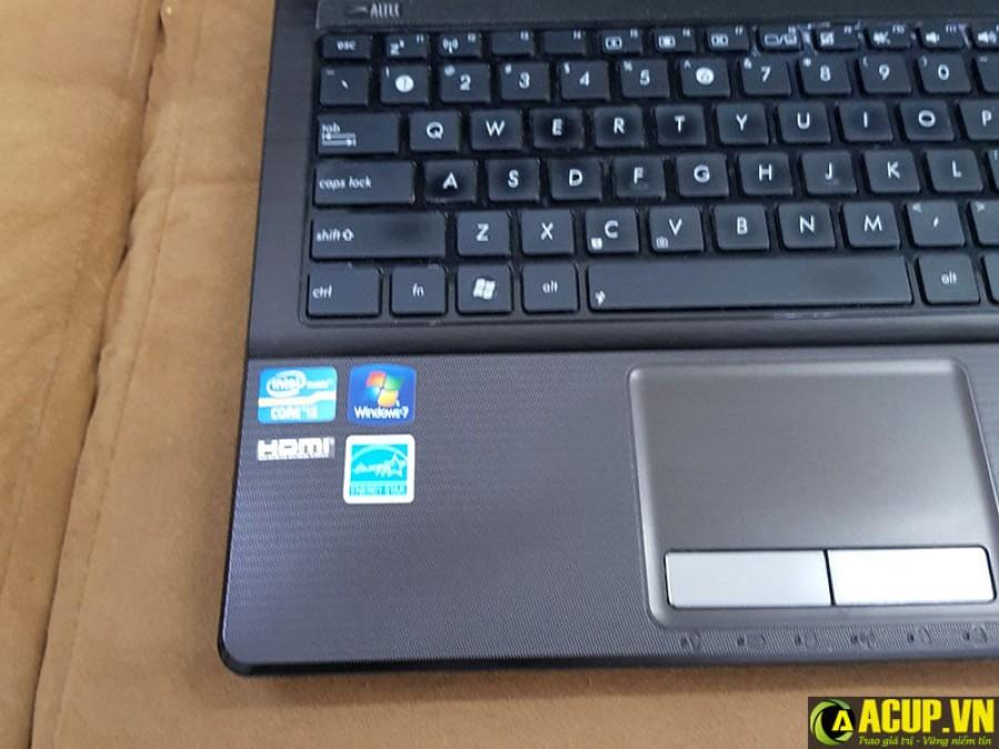 Laptop Asus K53E - Laptop văn phòng
