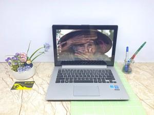 Laptop Asus Q301L thời trang