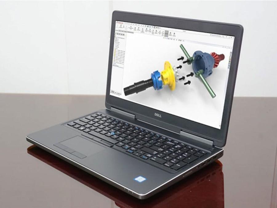 Dell Precision 7520 dòng cao cấp- Đồ họa- Game chuyên nghiệp
