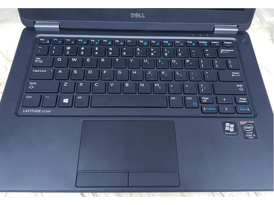 Dell Latitude E7250 - Laptop siêu mỏng cao cấp