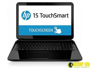 Laptop HP Pavilion Touchsmart 15-d045nr Văn phòng