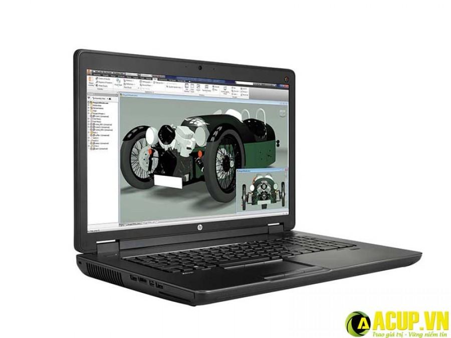 Laptop HP Zbook 17 G2 Chuyên Game - Đồ họa nặng.