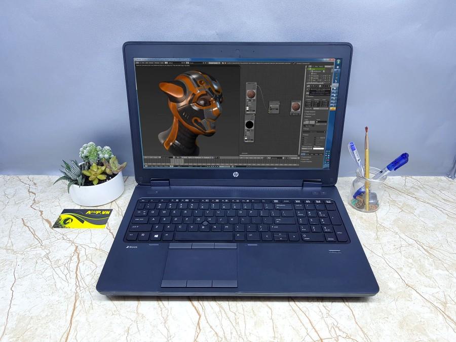 Laptop HP Zbook 15 G1 - chuyên chơi game, đồ họa nặng