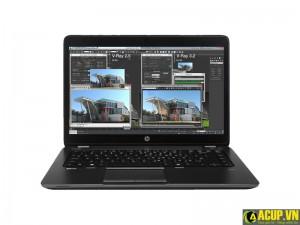 Laptop Hp ZBook 14 G1 Chuyên Game- Đồ họa siêu mỏng