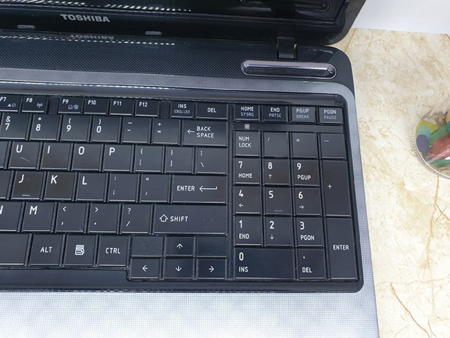Laptop Toshiba Satellite L755-S5357 Văn phòng