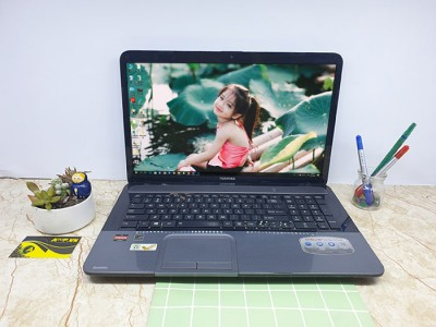 Laptop Toshiba Satellite L875D-S7332 Văn phòng