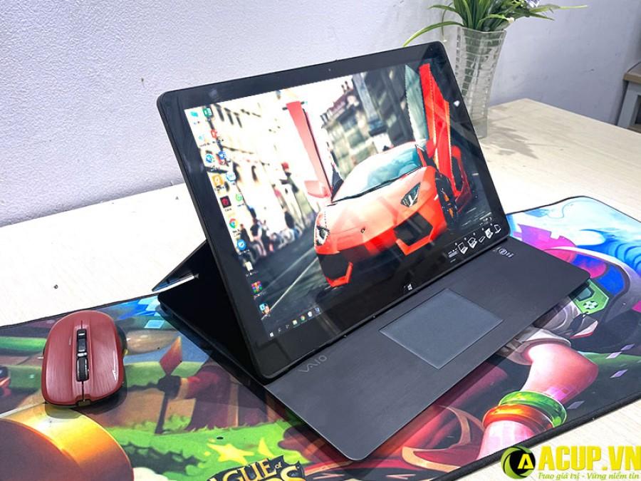 Laptop Sony Vaio SVF 15 IV25 Siêu bền - Màn hình xoay tiện lợi