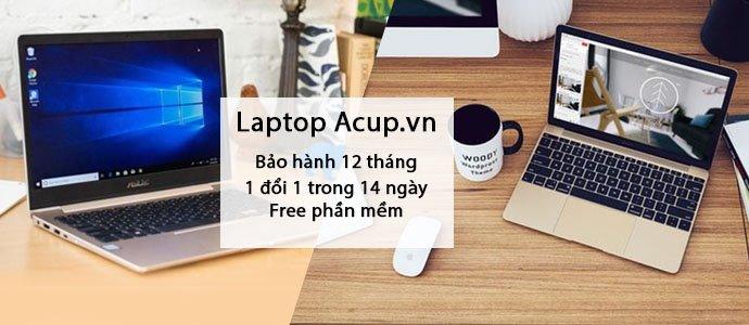 Laptop giá rẻ nhân dịp cuối năm