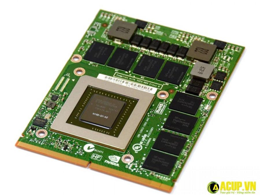Card màn hình Nvidia Quadro K3100M