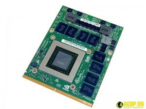 Card màn hình Nvidia Quadro K4100M
