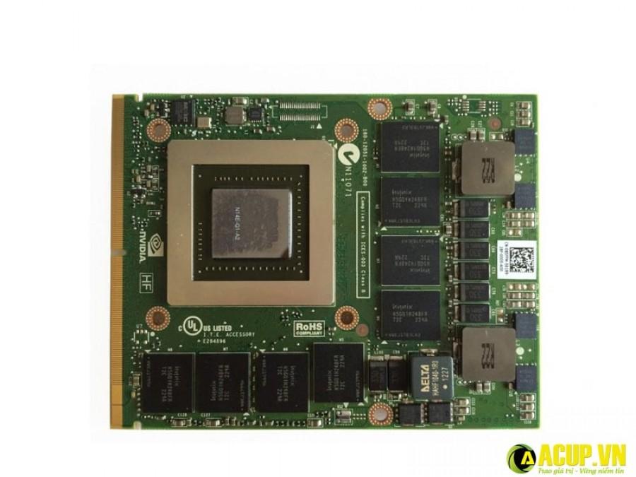 Card màn hình Nvidia Quadro k3000M
