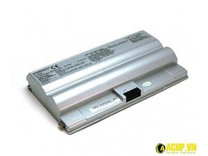 Pin laptop Sony Vaio VGN-FZ11, FZ18, FZ19, FZ140, FZ150, FZ160, FZ190, FZ220, FZ240, FZ250, FZ260, FZ290, FZ340, FZ380, FZ470, FZ480 (Ko up bios)-(Bạc & Đen).
