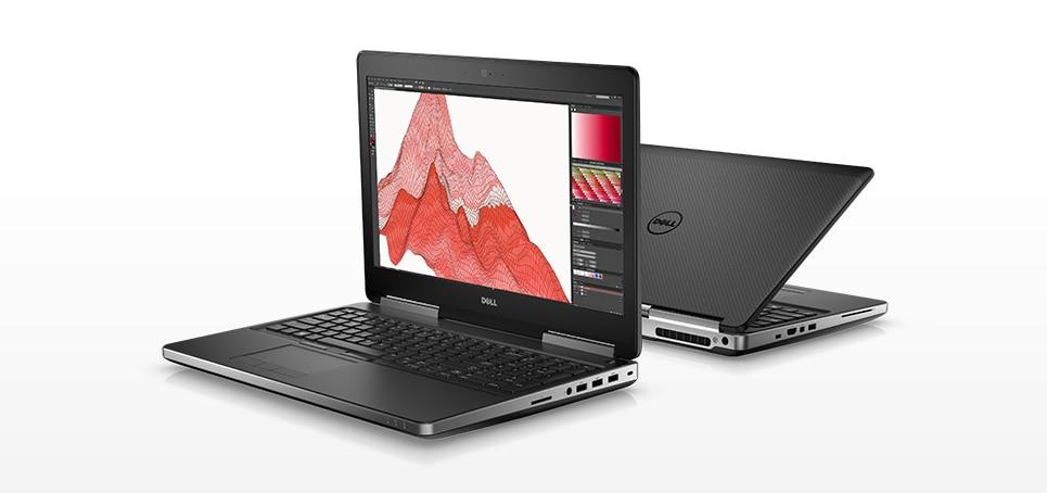 Laptop Dell Precision M7520