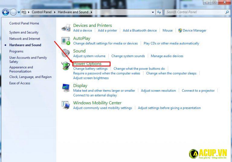 Laptop bị tắt nguồn đột ngột mở không lên|có hại không