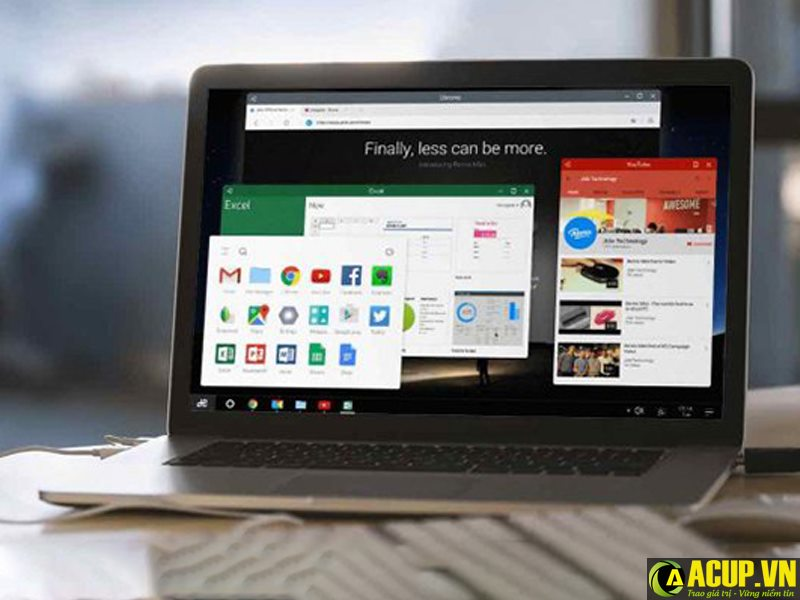 Laptop đồ họa màn hình rộng