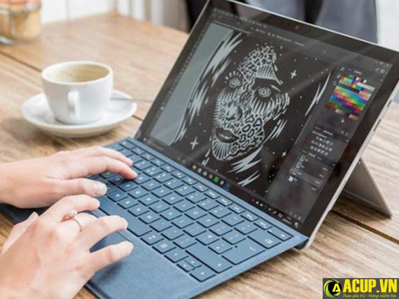 Laptop đồ họa độ phân giải cao
