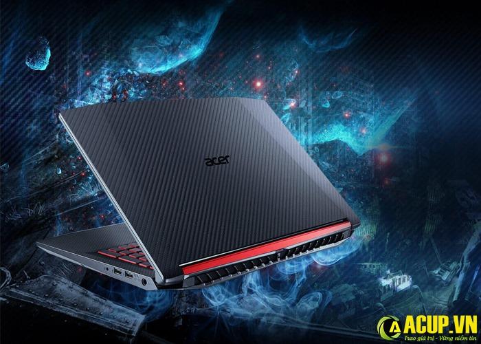 Laptop Acer Nitro 5 thiết kế hiện đại bền bỉ