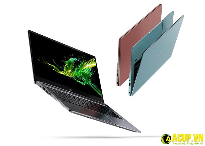 Laptop Acer cảm ứng siêu mỏng