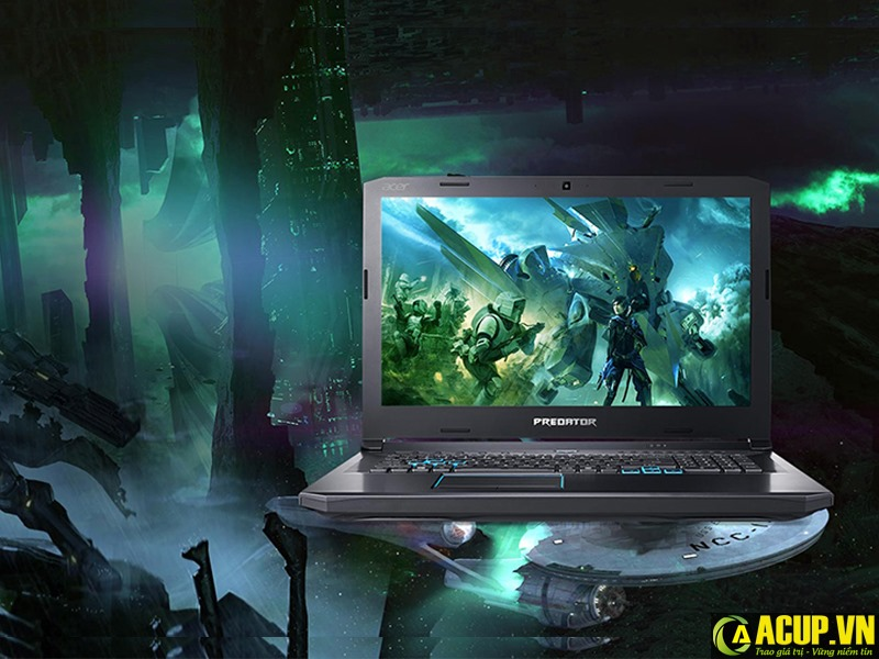 Laptop core i9 acer chơi game