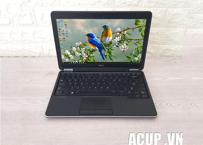 Laptop Dell siêu mỏng - sang trọng