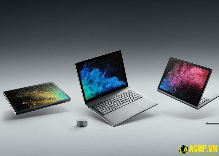 Laptop thiết kế màn hình tháo rời