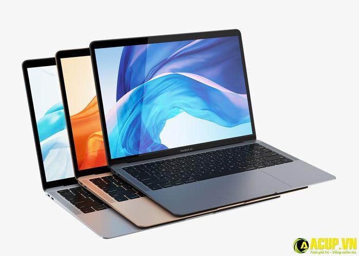Laptop mỏng gọn đa màu sắc