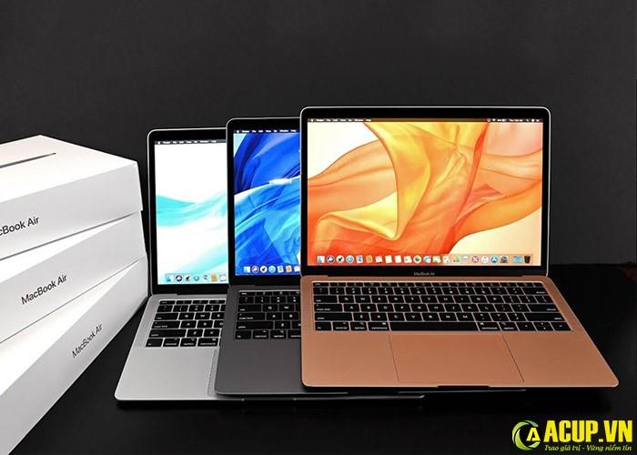 Laptop macbook siêu mỏng
