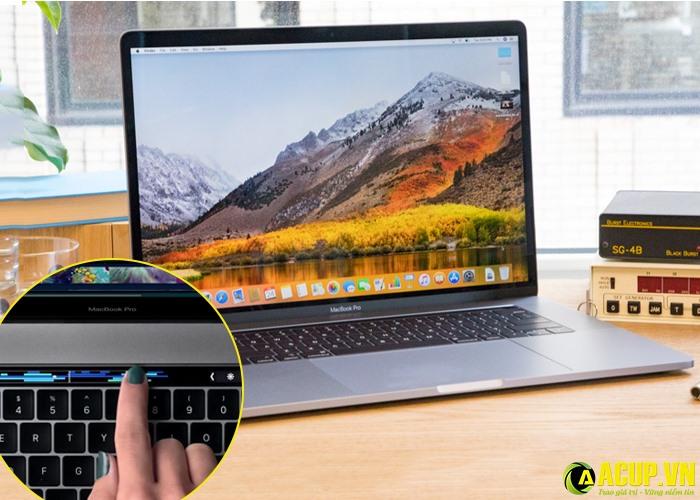 Laptop macbook màn hình rộng