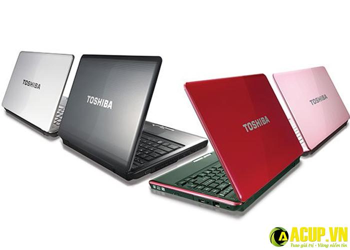 laptop toshiba thời trang đa màu sắc