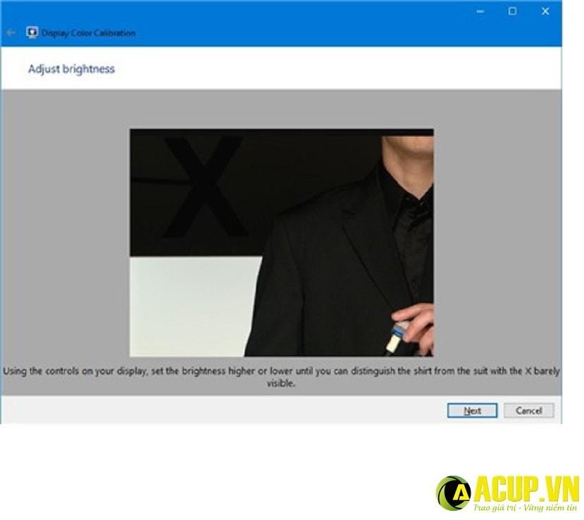 Màn hình laptop bị vàng |Khắc phục